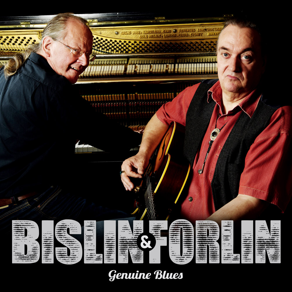 Bislin & Forlin The Genuine Blues Duo